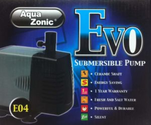 AQUAZONIC EVO4 Pump