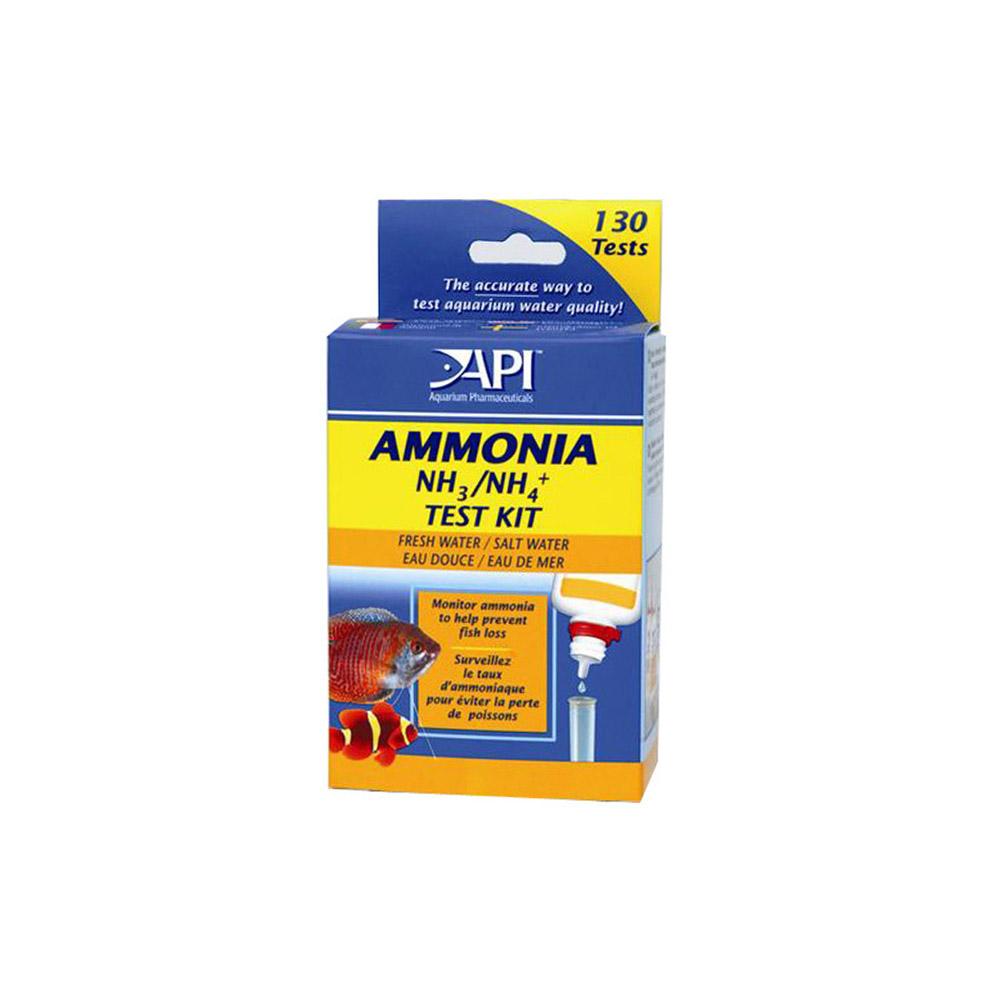 Api Ammonia Test Kit Serene Aquarium