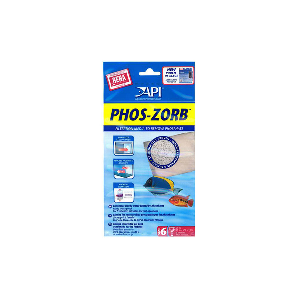 API Phos Zorb 150 Grams Size 6