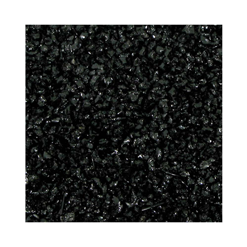 Quartz Gravel Diamond Black