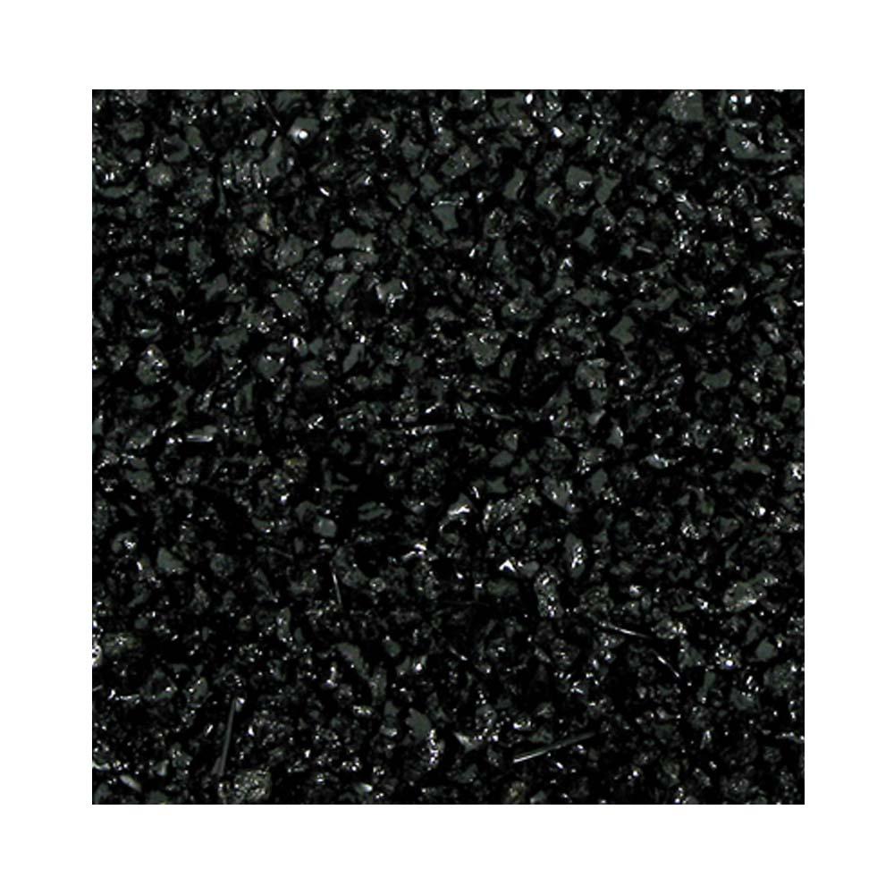 Quartz Gravel Diamond Black