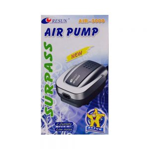 RESUN Surpass Air Pump