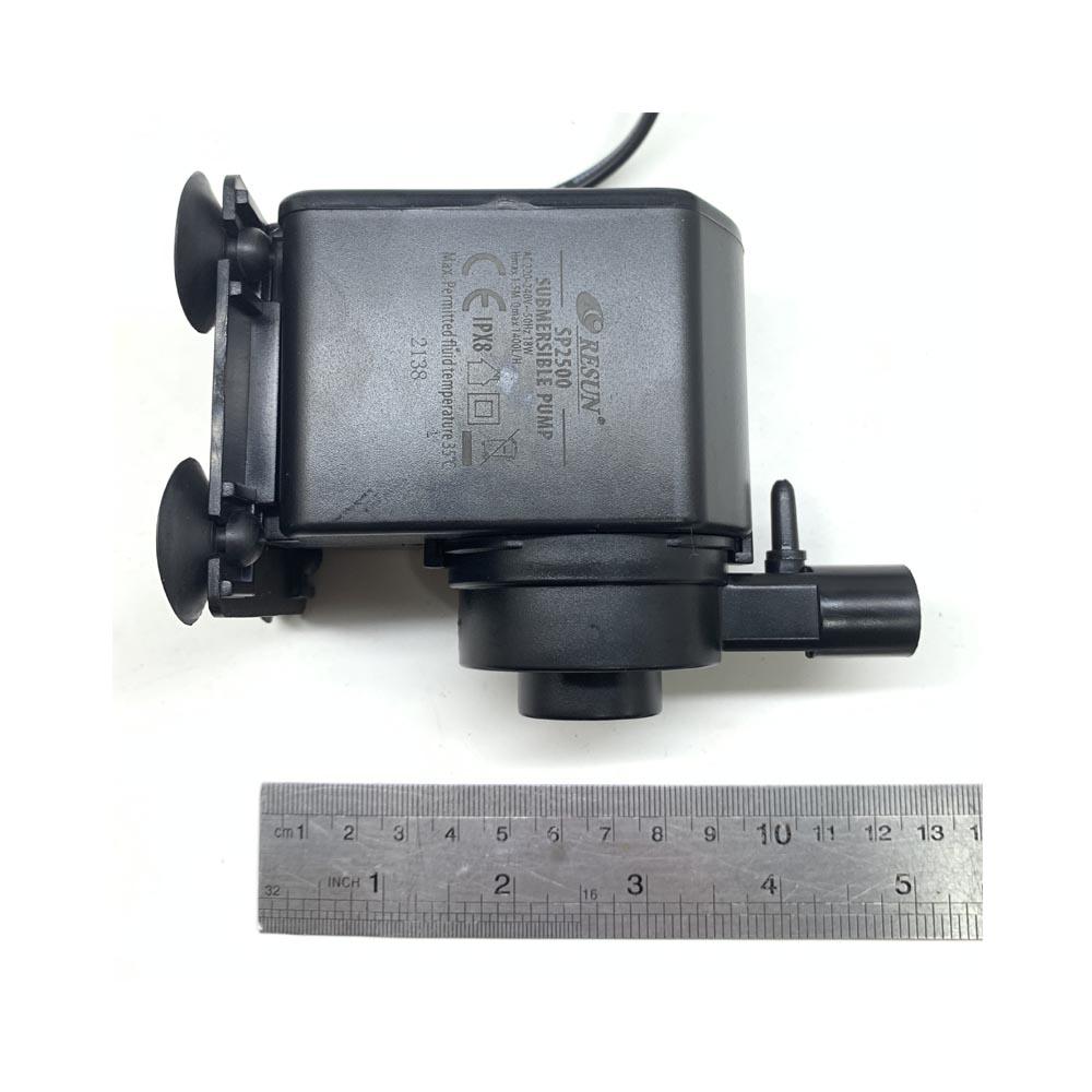 RESUN SP2500 Size