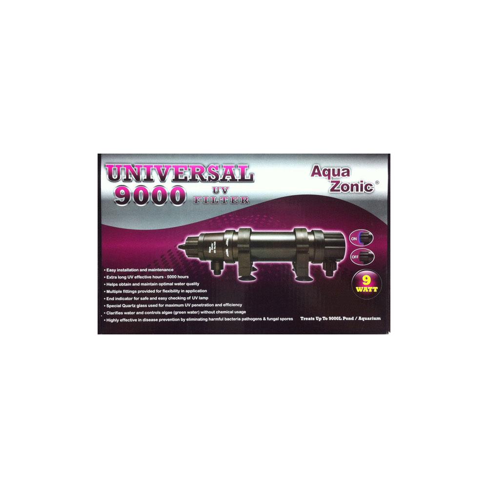 AQUA ZONIC UV Filter Universal 9000