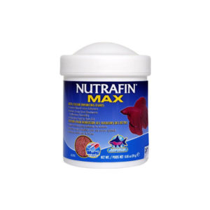 nutrafin max betta colour enhancing flakes