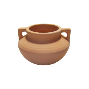 Aquarium Terracotta Urn with Handles