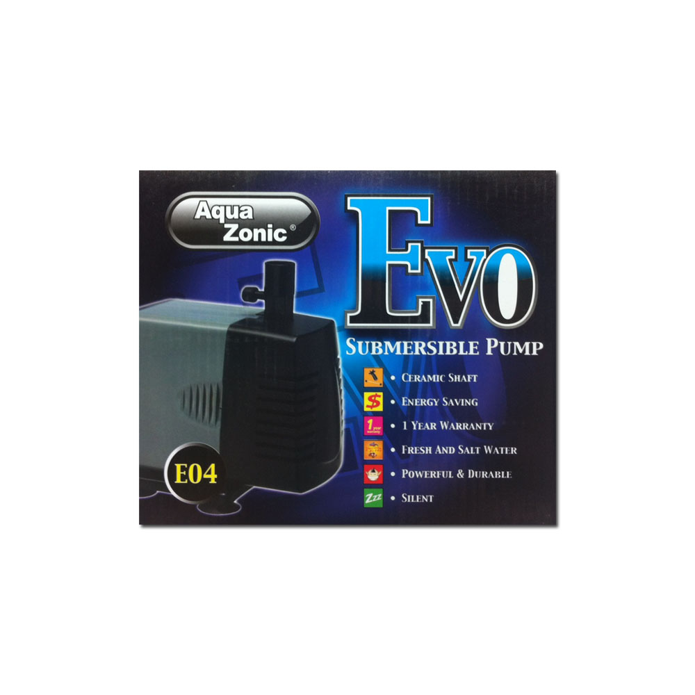 AQUA ZONIC EVO4 Submersible Pump