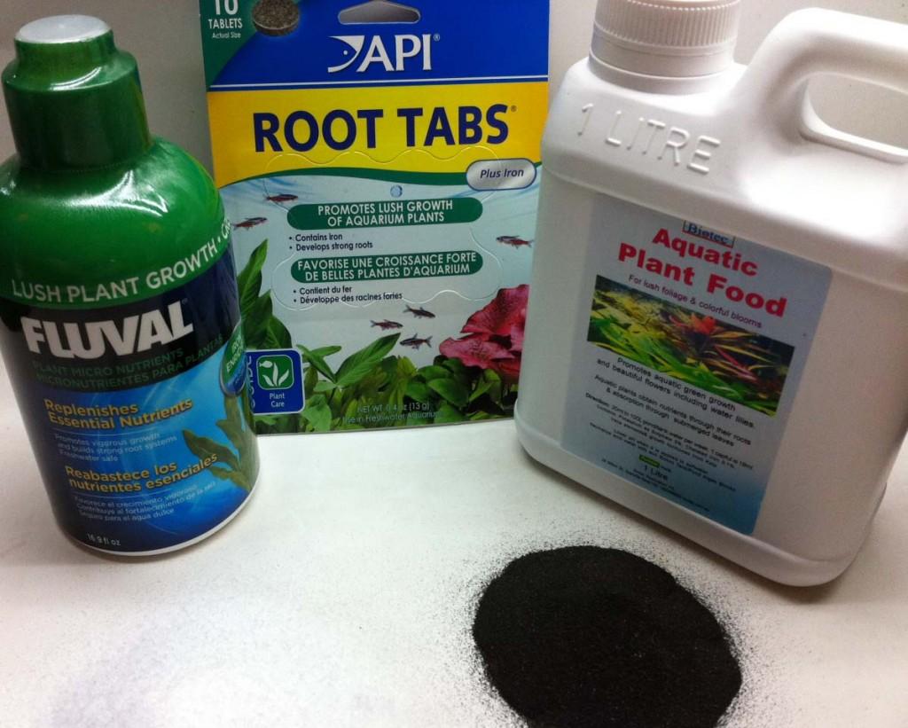 Plant Nutrients for the Aquarium