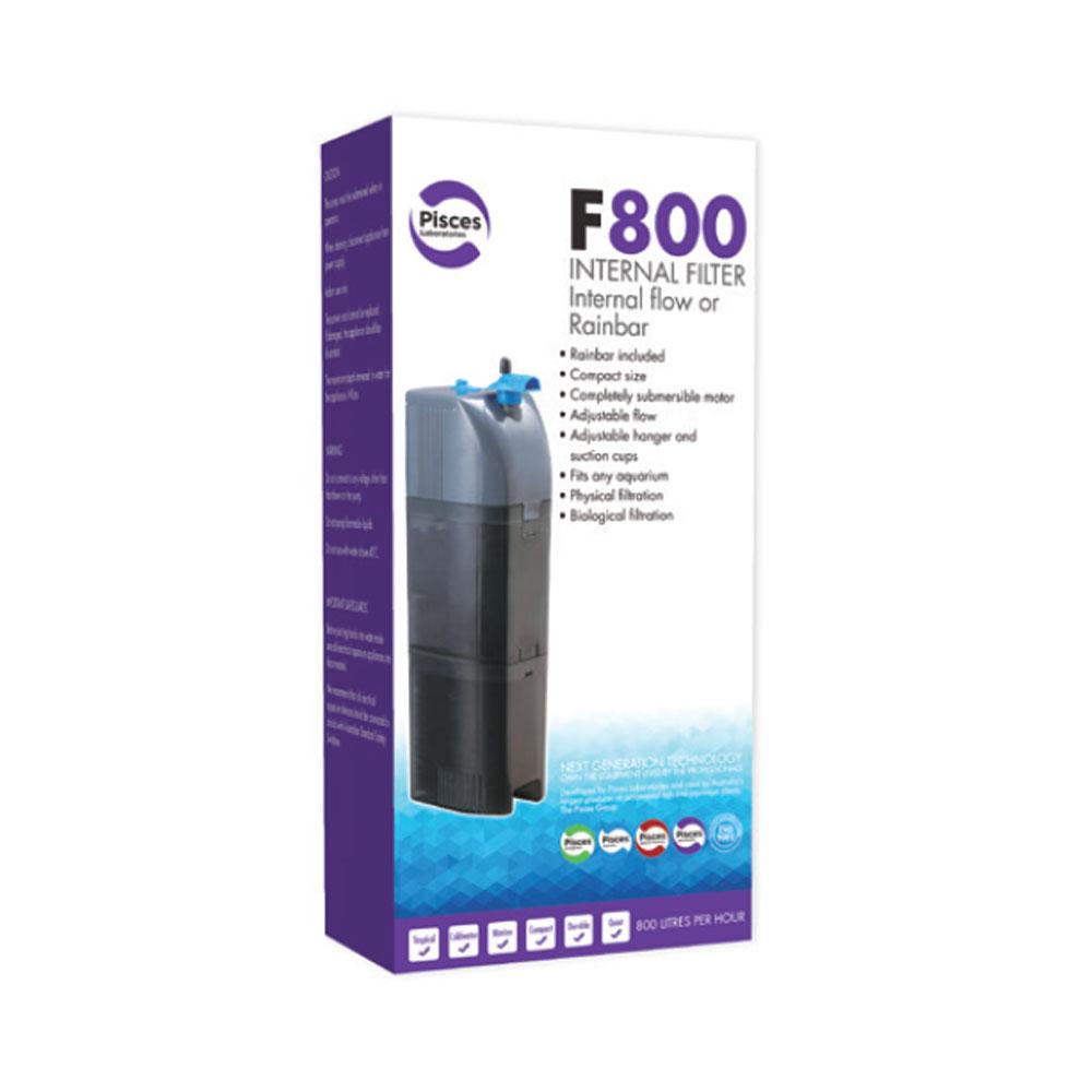 Pisces Internal Filter F800