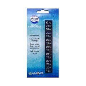 Pisces Laboratories Digital Thermometer