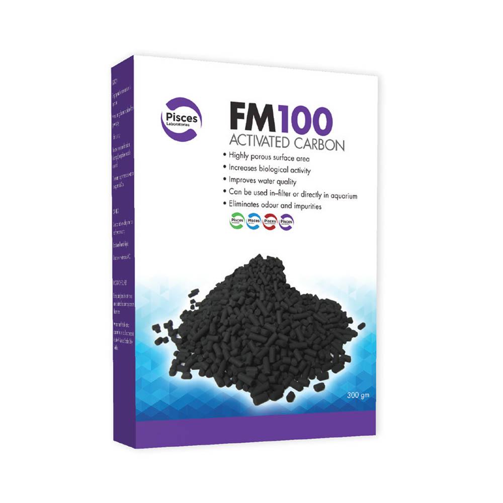 Pisces FM100 Activated Carbon 300g
