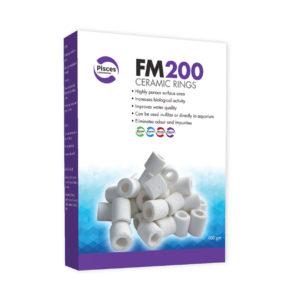 Pisces FM200 Ceramic Rings 400g