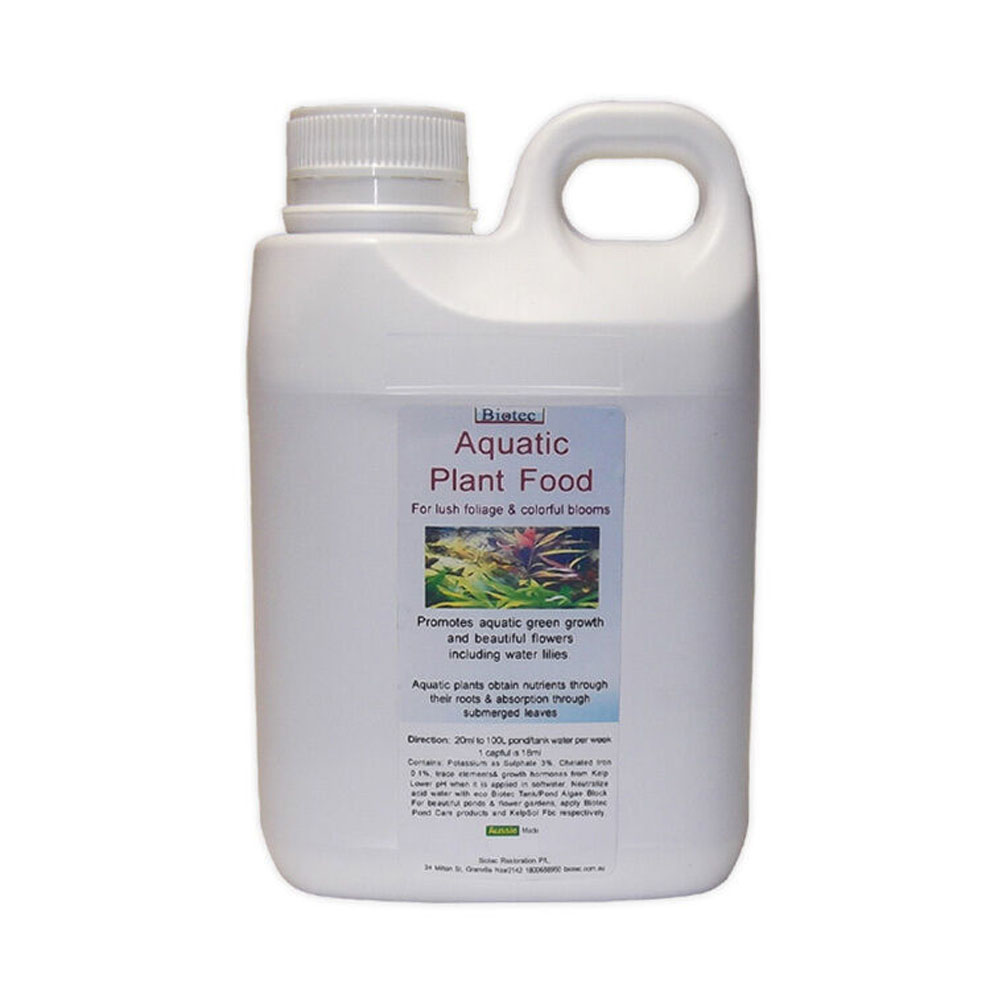 Aquatic Plant Food BIOTEC 4L