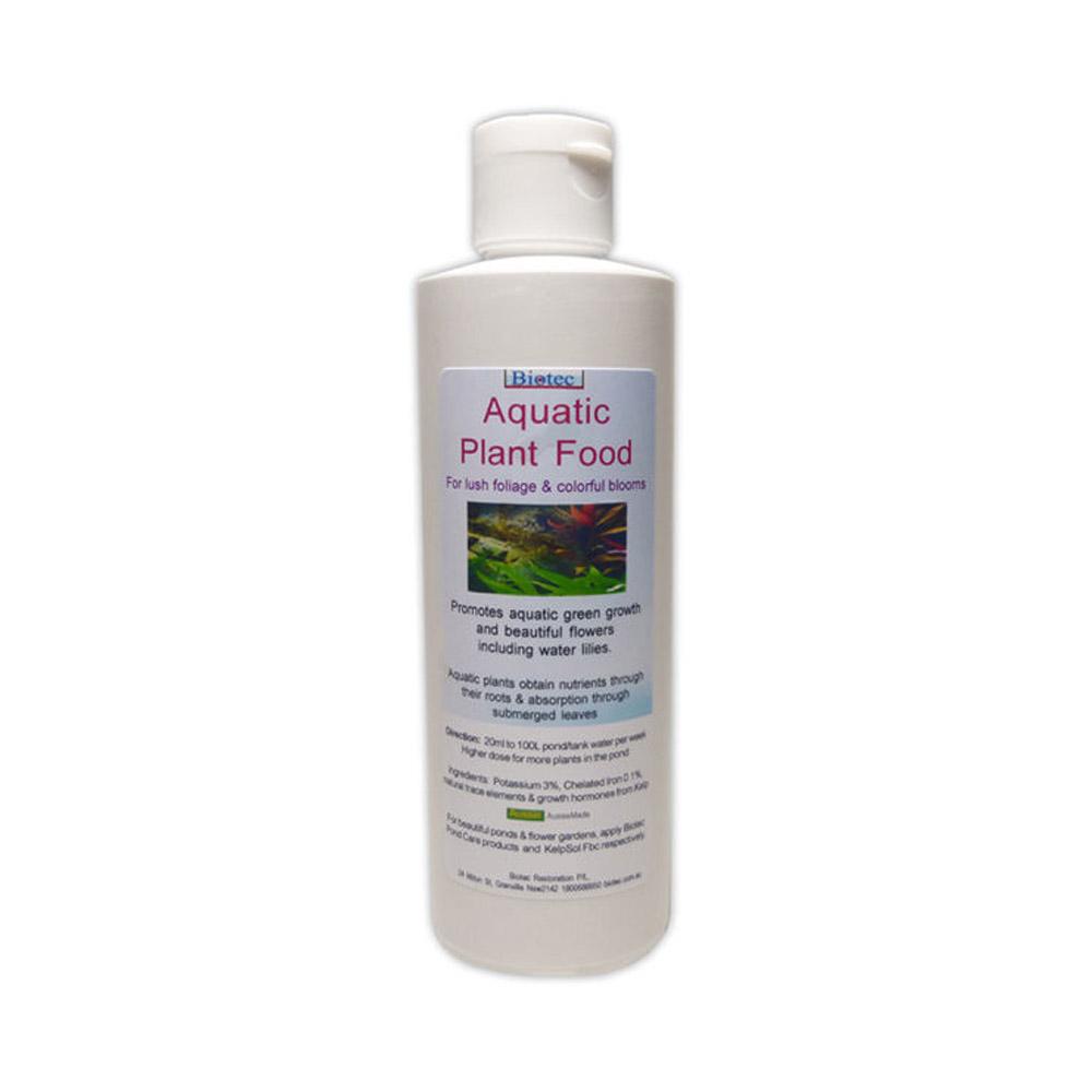 BIOTEC Liquid Aquatic Plant Food