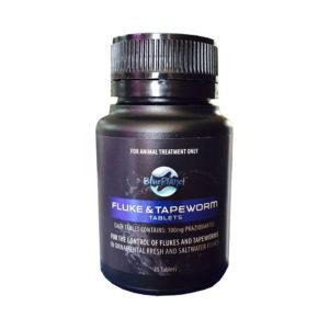 Blue Planet Fluke & Tapeworm Tablets 25 Tablets
