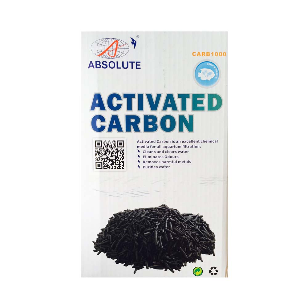 ABSOLUTE Super Activated Carbon 1kg