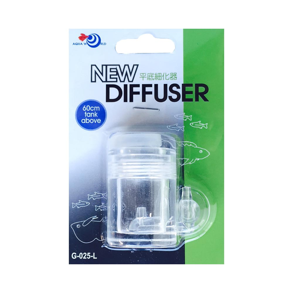 Aqua World Co2 Diffuser Large