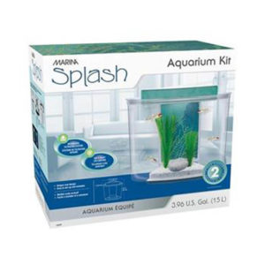 Marina Splash Aquarium Kit