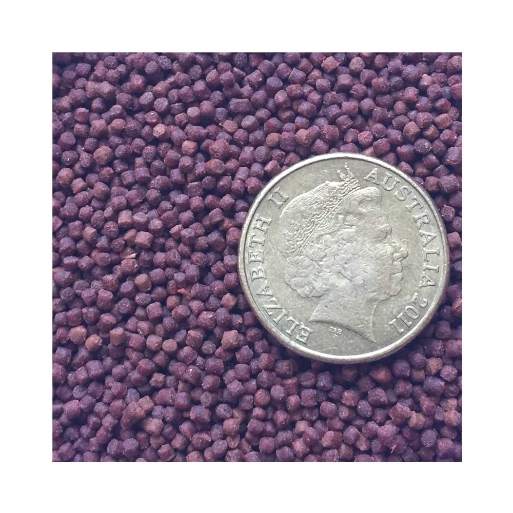 Cichlid 2mm Pellets 1
