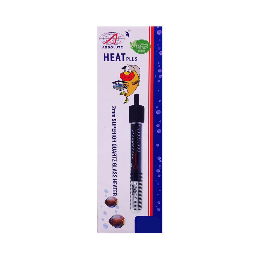 ABSOLUTE Heat Plus Submersible Aquarium Heater 300w