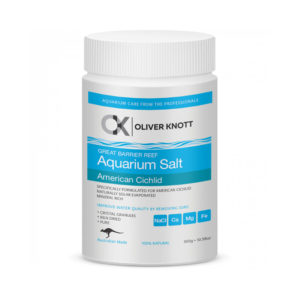 Oliver Knott Aquarium Salt American Cichlid