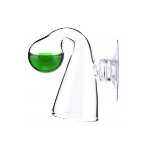 CO2 Glass Drop Checker Hook