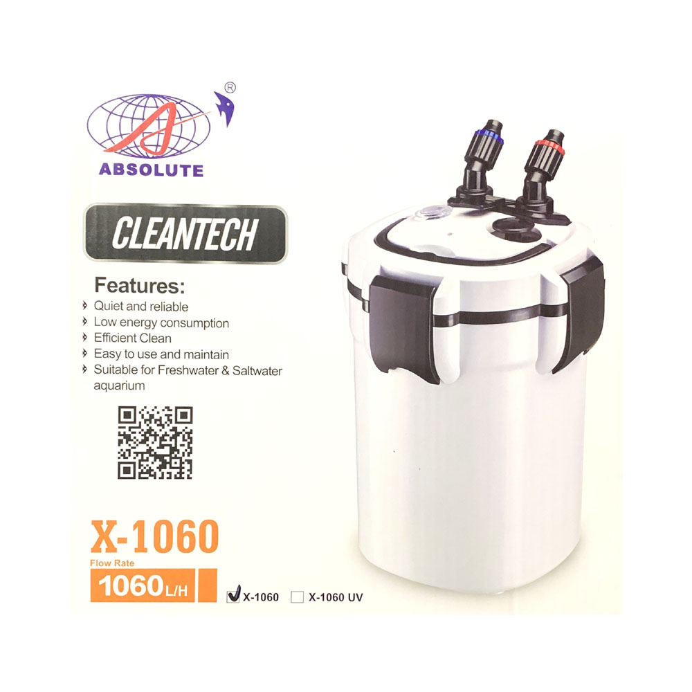 ABSOLUTE Cleantech Canister Filter