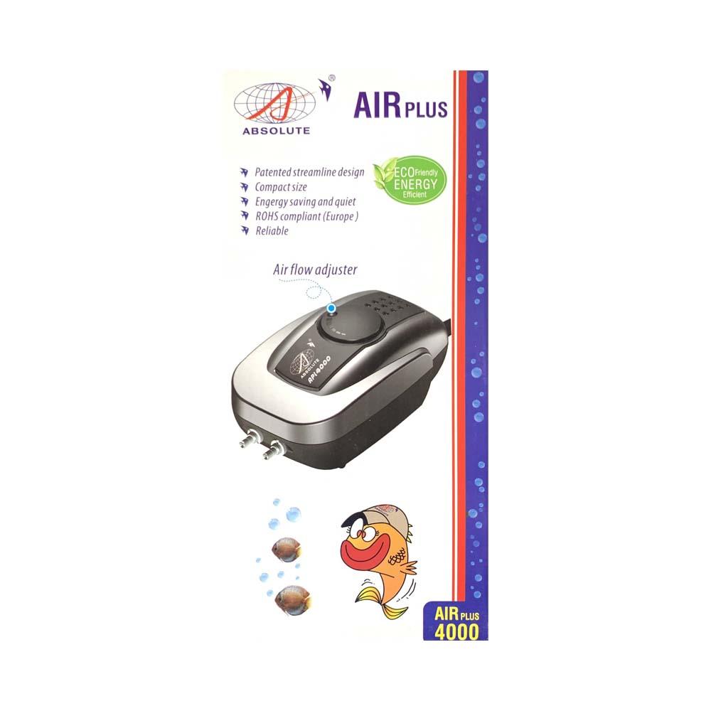ABSOLUTE Airplus 4000 Air Pump