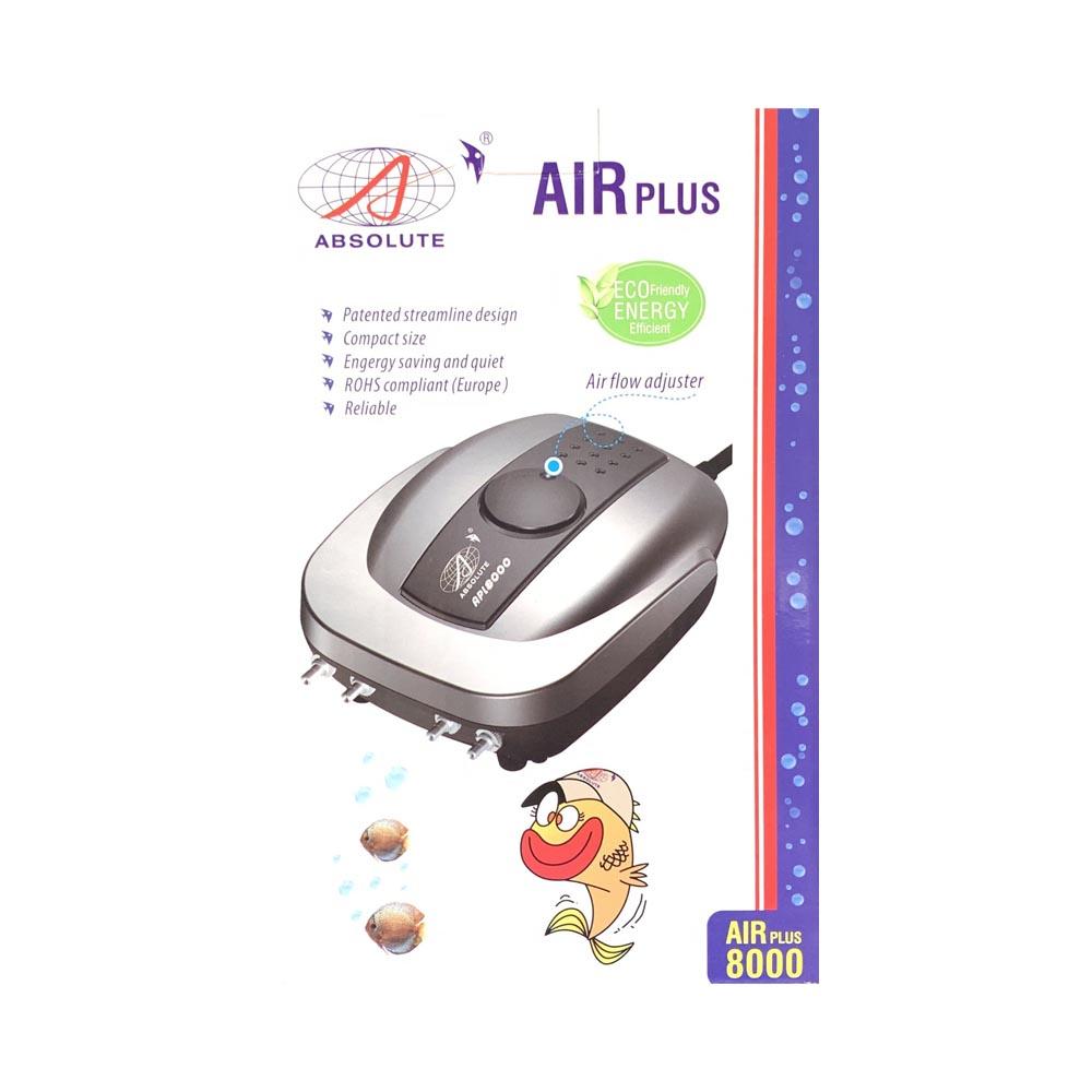 ABSOLUTE Airplus 8000 Air Pump