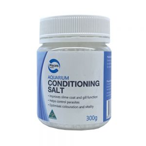 Pisces Aquatics Aquarium Conditioning Salt