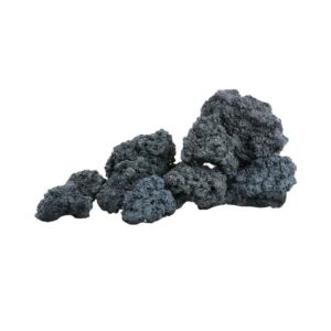 Lava Rock Black